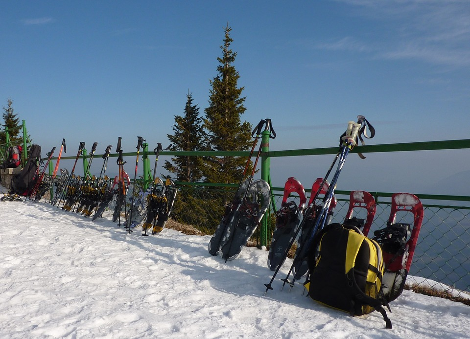 Directions, Adventures and Tips While Cross-Country Skiing and Snowshoeing